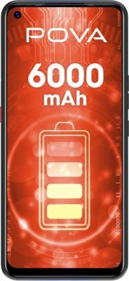 Tecno POVA (Magic Blue, 64 GB)(4 GB RAM)