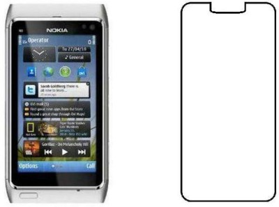 Blue Arjava Impossible Screen Guard for Nokia-N8(Pack of 1)