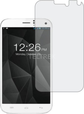 TELTREK Tempered Glass Guard for MICROMAX CANVAS TURBO A250 (Matte Finish, Flexible)(Pack of 1)