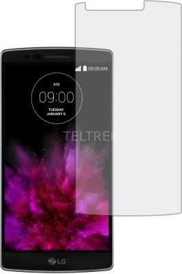 TELTREK Tempered Glass Guard for LG G FLEX 2 (Matte Finish, Flexible)(Pack of 1)