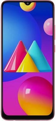 Samsung M02s (Red, 32 GB)(3 GB RAM)