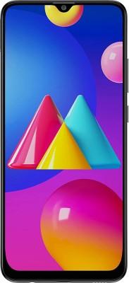 Samsung M02s (Black, 64 GB)(4 GB RAM)