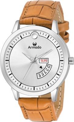 ARMADO AR 4001 SL DAY AND DATE Analog Watch   For Boys ARMADO Wrist Watches