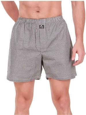 Bandar Baant Checkered Men Boxer(Pack of 1)