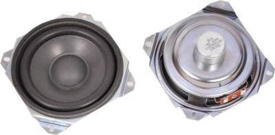 zuberto 4 INCH CAR CLEAR VOICE HIGH VOLUME BASE GOOD SOUND QUALITYSUBWOOFER MINI WOOFER (PACK OF 2)256 DEEP BASE BEST...