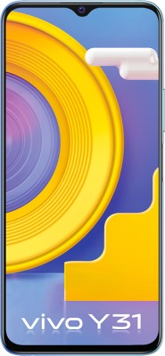 Vivo Y31 (Ocean Blue, 128 GB)(6 GB RAM)