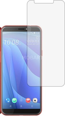MOBART Tempered Glass Guard for HTC DESIRE 12S (ShatterProof, Flexible)(Pack of 1)