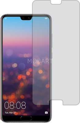 MOBART Tempered Glass Guard for HUAWEI HONOR P20 Pro (ShatterProof, Flexible)(Pack of 1)