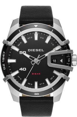 DIESEL Caged Caged Analog Watch  - For Men