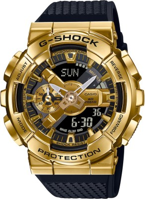 CASIO G1053 (GM-110G-1A9DR) G Shock Analog-Digital Watch - For Men