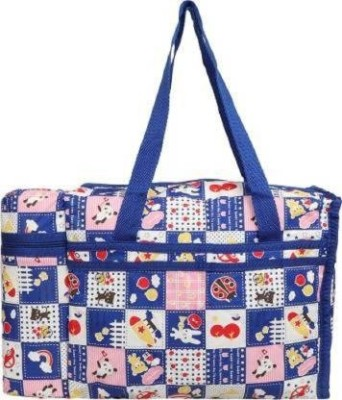 SRS New Born Baby Diaper Nappy Mother Bag  Blue  Mother bag Blue SRS Diaper Bags