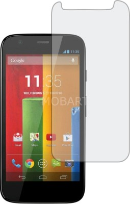 MOBART Tempered Glass Guard for MOTOROLA MOTO G 1ST GEN (ShatterProof, Flexible)(Pack of 1)