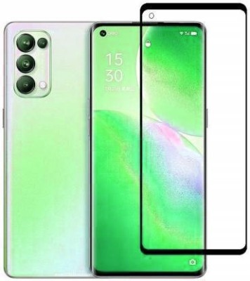 Aspir Tempered Glass Guard for Oppo Reno 5 Pro(Pack of 1)