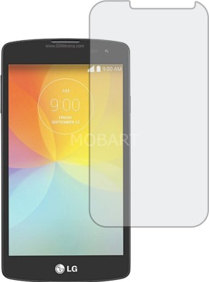 MOBART Tempered Glass Guard for LG F60 D392 (ShatterProof, Flexible)(Pack of 1)