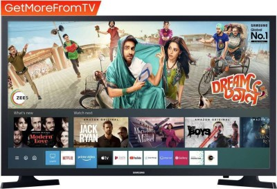 Samsung 80 cm (32 inch) HD Ready LED Smart TV 2021 Edition with Voice Search(UA32TE40FAKBXL)