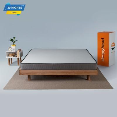 Sleepyhead Flip - Dual Sided 6 inch Queen High Density (HD) Foam Mattress(Vacuum Packed)