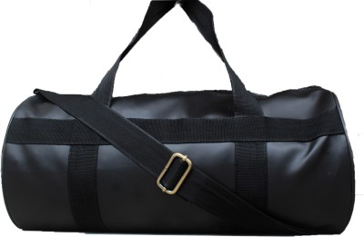JAISBOY Gym Bag Body Building Pu Leather Duffle Gym Bag & Sports Bag For Men and Women For Fitness -...
