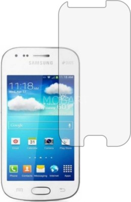 MOBART Tempered Glass Guard for SAMSUNG GALAXY S DUOS S7562 (ShatterProof, Flexible)(Pack of 1)