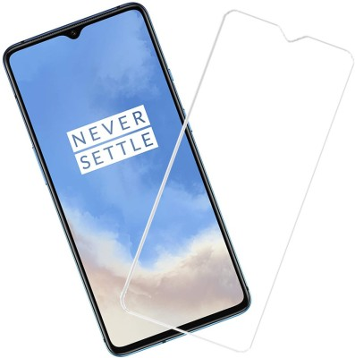 KARTRAY Tempered Glass Guard for OnePlus 7T, Realme X2 Pro(Pack of 1)