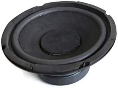 LOUD & FURIOUS SW595 Heavy 6 inch Woofer black and Golden colour Subwoofer(Powered , RMS Power: 200 W)
