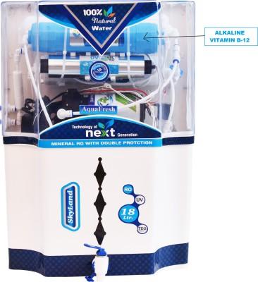 Aqua Fresh Epic Model 15 L RO + UV + UF + TDS Water Purifier(White)