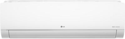 LG Convertible 5-in-1 Cooling 2 Ton 3 Star Split Dual Inverter AC - White(MS-Q24HNXA, Copper Condenser)