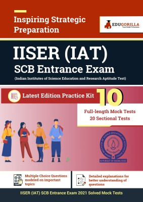 IISER Aptitude Test (IAT) SCB Entrance Exam 2020