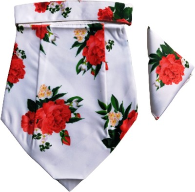 VOICI Self Design Cravat Combo Cravat(Pack of 2)