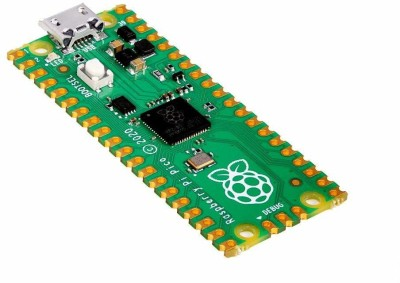 Electrobot Raspberry Pi Pico microcontroller Board Electronic Components Electronic Hobby Kit