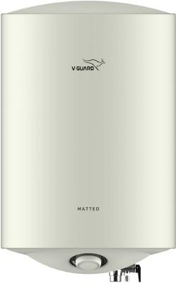 V-Guard 25 L Storage Water Geyser (Matteo 25, White)