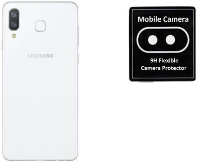 Phonicz Retails Camera Lens Protector for Samsung Galaxy A8 Star(Pack of 1)