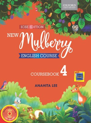 New Mulberry English Course Class 4(English, Paperback, unknown)