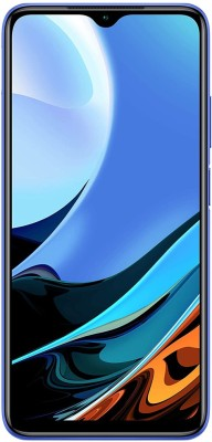 REDMI 9 Power (Blazing Blue, 64 GB)(4 GB RAM)