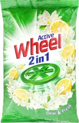 Wheel Active 2 in 1 Detergent Powder 1 kg