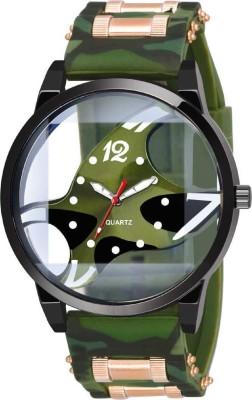 Razyloo 4 Bullet Gentlemen Series Best Quality Ever Giftable Amazing Look Fancy Analog Watch  - For Boys