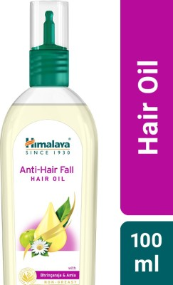 Himalaya Herbals Anti-Hair Fall Hair Oil(100 ml)