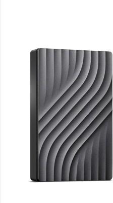 Lenovo 1 TB External Hard Disk Drive(Black)