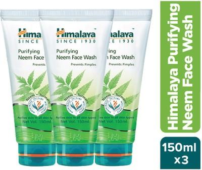 Himalaya Purifying Neem Face Wash  (450 ml)