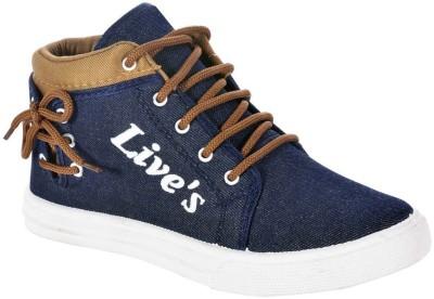 Aircum CUBIC_1 Canvas Shoes For Men Tan Aircum Casual Shoes