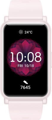Honor Watch ES Smartwatch(Pink Strap, Regular)