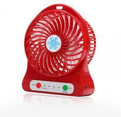 ZAUKY usb mini rechargeable chargiung fan multicaloure fan portable s5455 USB Fan Multicolor ZAUKY Mobile Accessories