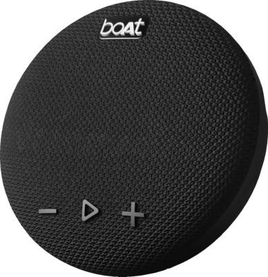 boAt Stone 190F 5 W Bluetooth Speaker(Black Indi, Mono Channel)
