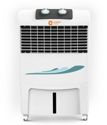 Orient Electric 20 L Room/Personal Air Cooler(White, Smartcool DX - CP2002H)