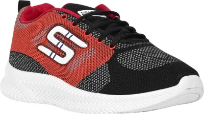 COLUMBUS Running Shoes For Men Red, Black COLUMBUS Sports Shoes