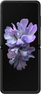 Samsung Galaxy Z Flip (Mirror Black, 256 GB)(8 GB RAM)