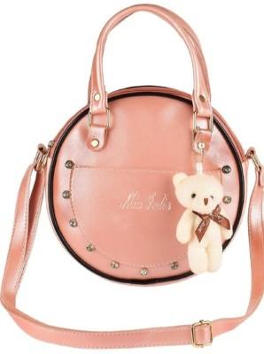 RJD SLING BAG Waterproof Sling Bag(Pink, 2 L)