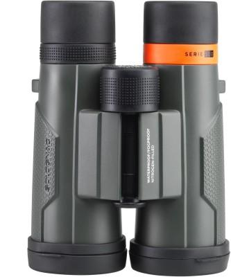SOLOGNAC Wildlife Binoculars 500 8x42 Green Digital Binoculars(42 mm , Green)