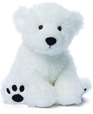 GUND Fresco Polar Teddy Bear Stuffed Animal Plush, , 10\ Black