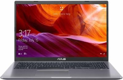 ASUS Ryzen 3 Quad Core    4  GB/1 TB HDD/Windows 10/2  GB Graphics  M509DA BR301T Laptop 15.6 inch, Slate Grey ASUS Laptops