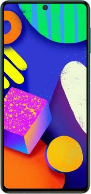 Samsung Galaxy F62 (Laser Green, 128 GB)(6 GB RAM)